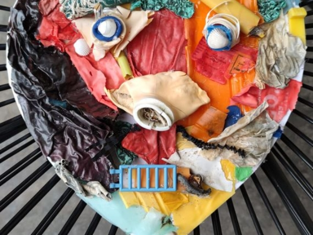 art recycling